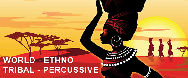 Royalty-Free Music: World - Ethno - Tribal - Percussive