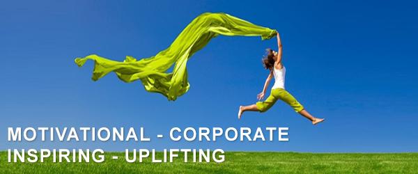 Royalty-Free Music: Motivational - Corporate - Inspiring - Uplifting